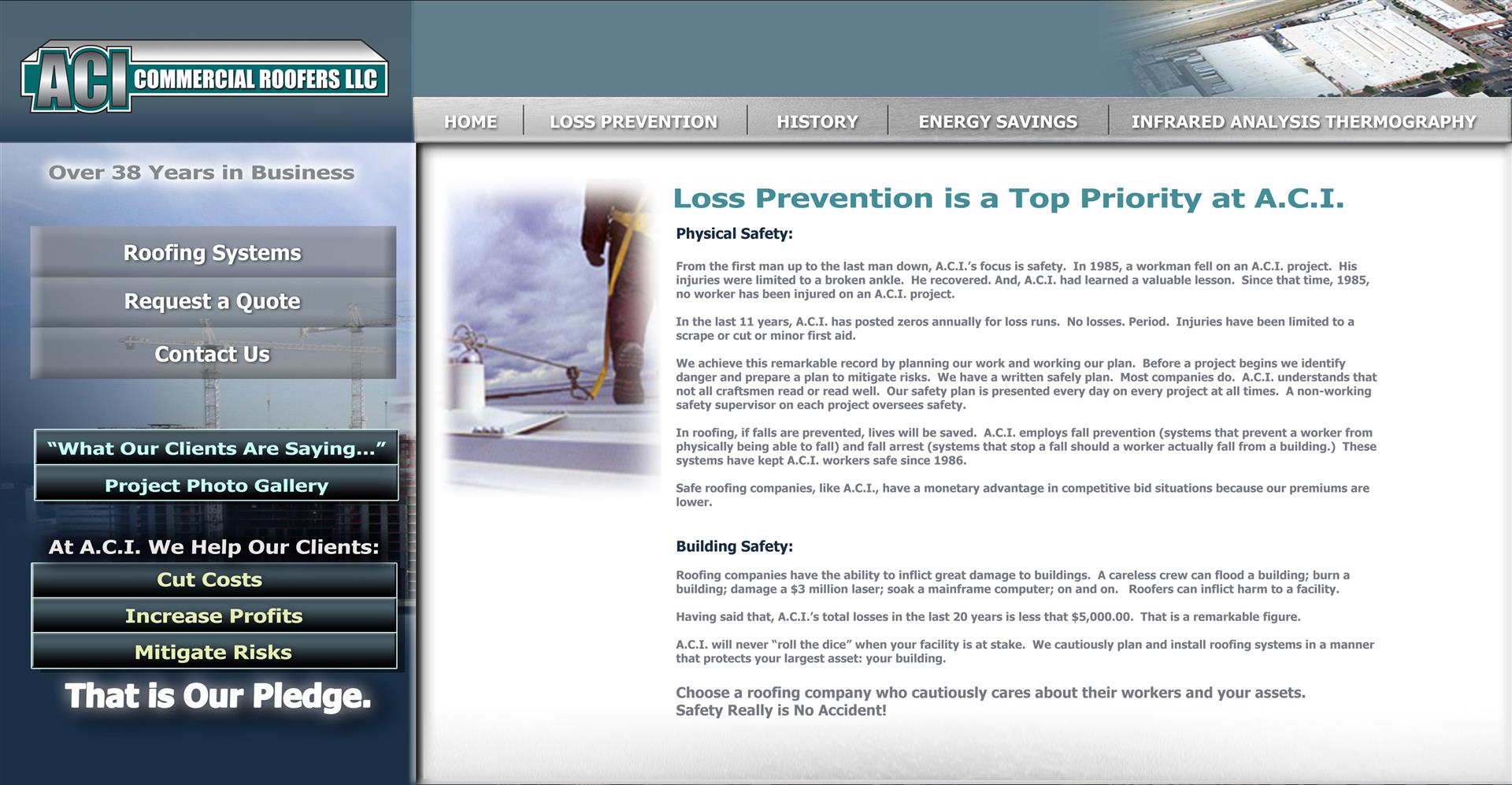A.C.I. Loss Prevention
